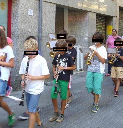 Caminada_banda