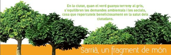 expo Sarrià, fragment de món